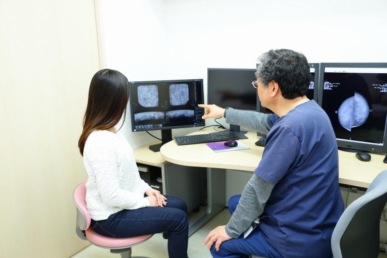 日本女性に急増している乳がん
